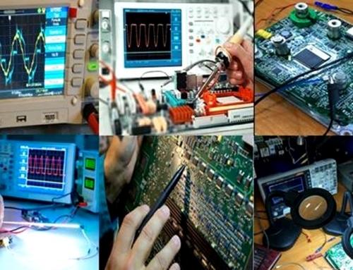 Servicio Técnico especializado y Taller de electrónica industrial